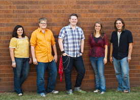 Captive Free East Lakes Music Ministry Team photo